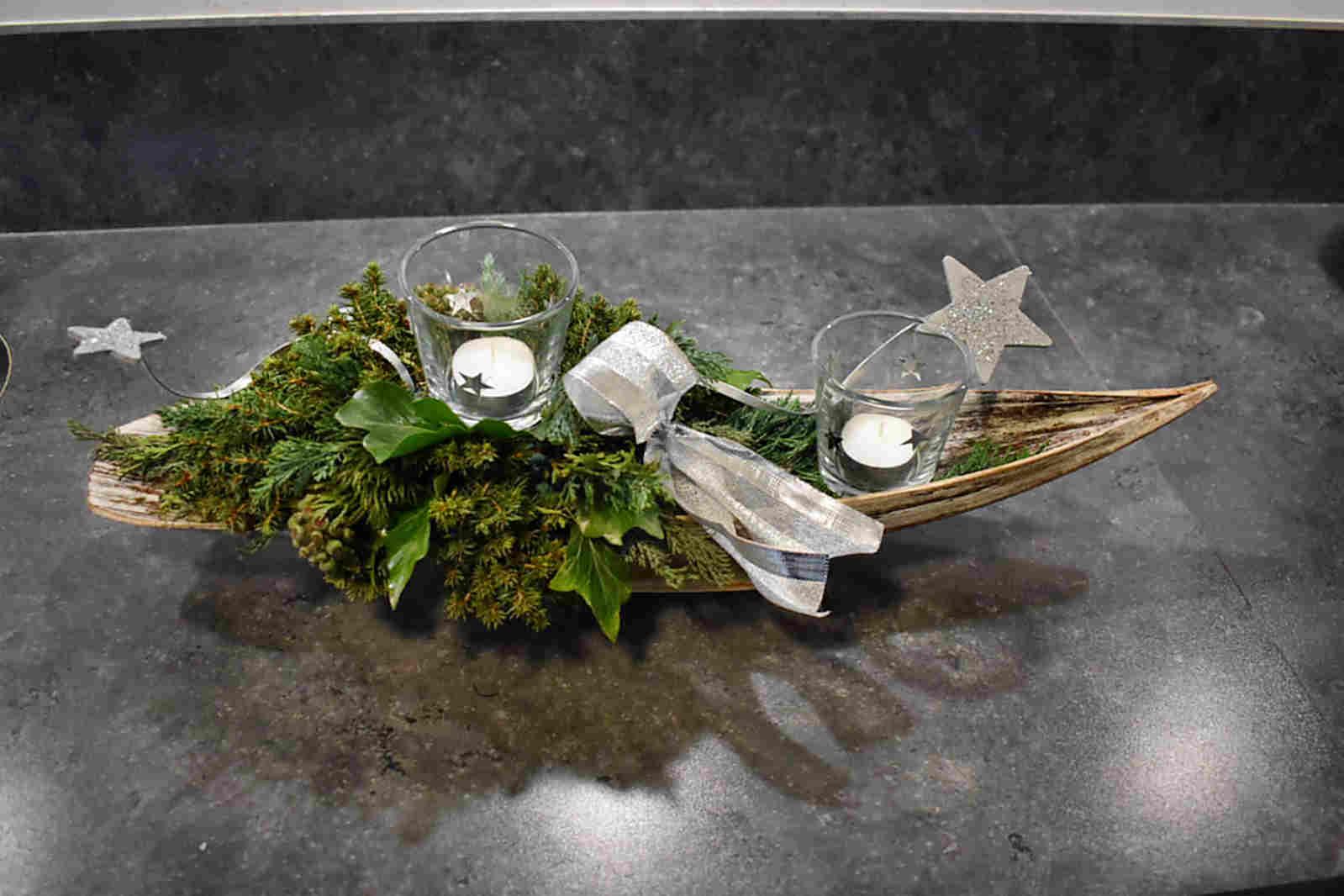 Bestel uw kerststukje(s) en steun RKSVB